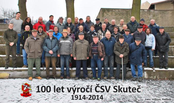 100 let ČSV